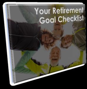 your retirement goal checklist transparent